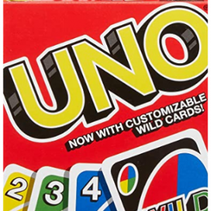 50% off Uno Card Game @Amazon UK