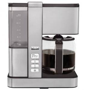 立减$50!Bella - Pro Series 增香型12杯不锈钢咖啡机 @ Best Buy