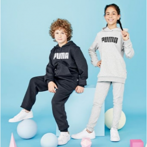 Up To 70% Off Kid's Select Styles @ PUMA