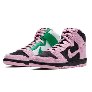 "Nike SB's Dunk High ""Invert Celtics"" Coming Soon @ Nike"