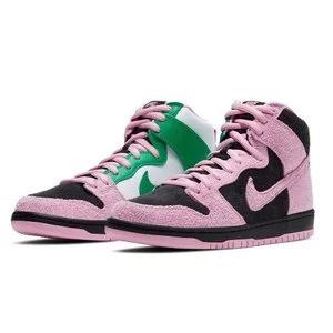 "Nike官网预告Nike SB's Dunk High ""Invert Celtics"" 新配色即将发布"