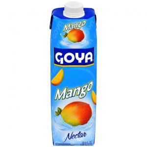 Goya Foods Prisma Mango Nectar, 33.79 Ouncem @ Amazon
