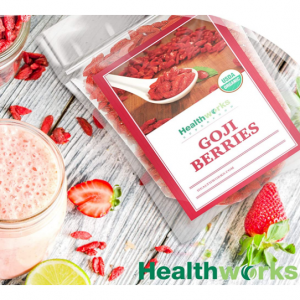Healthworks 野生有机枸杞 2磅装,富含营养 @ Amazon