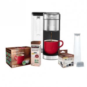 Keurig K-Supreme Plus  单杯胶囊咖啡机 + 15个K-Cup咖啡胶囊 @ Costco