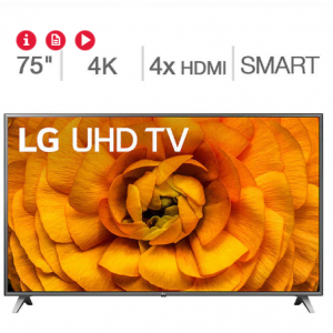 "LG 75"" Class - UN8570 Series - 4K UHD LED LCD TV @Costco"