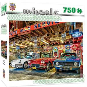 MasterPieces 兒童拚圖玩具,750片 @ Amazon