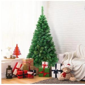 圣诞树带金属底座支架,多尺寸,立减70%  @ DailySteal