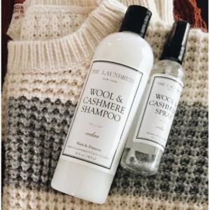 The Laundress 羊毛羊绒洗剂喷雾组合