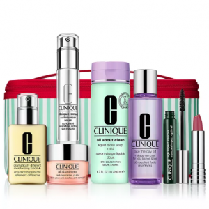 2020 Holiday Best of Clinique Only $49.50 with any $31 Clinique Purchase @ Macy's