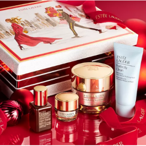 New! Estee Lauder 2020 Holiday Skincare Value Sets @ Macy's
