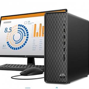 Amazon - HP台式機 (3050U 4GB 256 GB) ,9折