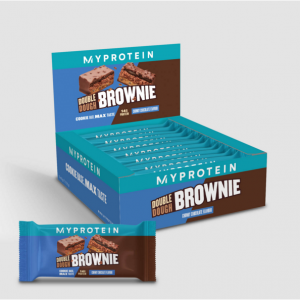 NEW PRODUCT RELEASE - Double Dough Brownie @ Myprotein