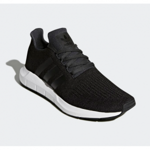 eBays US官網 adidas Originals Swift運動鞋熱賣 黑白底可選