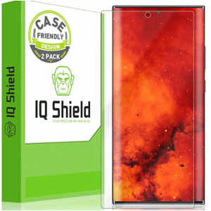 87% off IQ Shield Screen Protector Compatible with Samsung Galaxy Note 20 Ultra @Amazon
