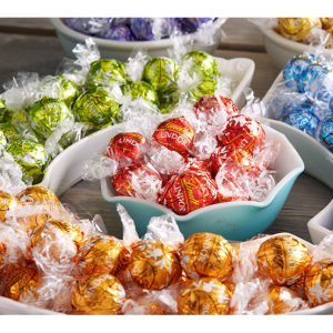 Lindt 松露巧克力球限时促销,万圣节款全款可选