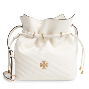 40% off Tory Burch Kira Chevron Quilted Leather Bucket Bag @ Nordstrom