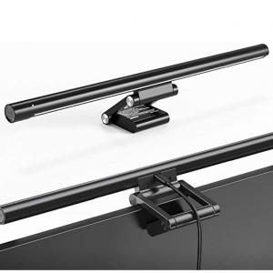 $23 off Computer Monitor Light, Baseus Screen Light Bar e-Reading LED Task Lamp @Amazon