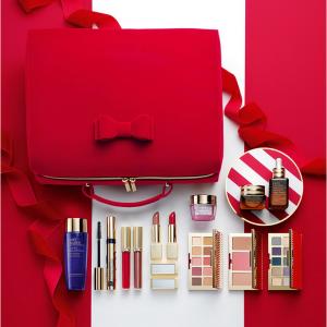 Estée Lauder 33 Beauty Essentials Only $75 with any $45 Estée Lauder Purchase @ Macy's