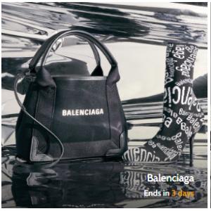 Gilt官網 Balenciaga精選美鞋、美包等特賣