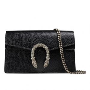 Gucci Super Mini Leather Shoulder Bag @ Nordstrom