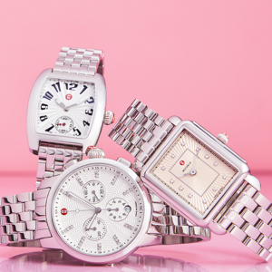 Up to 50% off Michele Watches Sale @ Nordstrom Rack