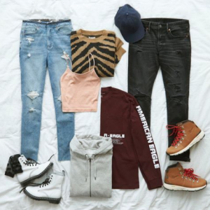 50% Off Clearance + Extra 10% Off @ American Eagle Outfitters