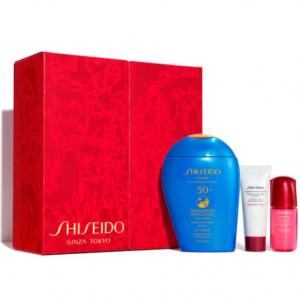 Macy's補貨!Shiseido資生堂藍胖子新豔陽防曬套裝