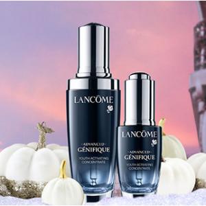 Advanced Génifique Face Serum, Tonique Confort Toner & More Offer @ Lancome