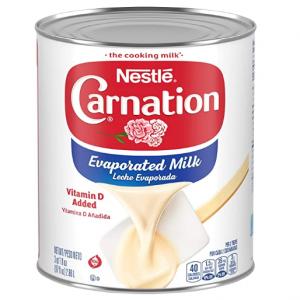 Carnation Evaporated Milk 淡奶 2.86L装 @ Amazon