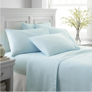 Black Friday Doorbusters: Heart & Home Premium Ultra Soft 6 Piece Bed Sheet Set @ Sears