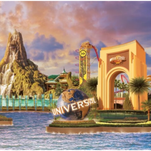 Universal Beijing Resort - 北京环球影城2021年即将开幕,7大主题乐园等你体验