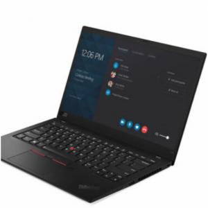 "Lenovo eBay -  ThinkPad X1 Carbon Gen 7, 14"" 筆記本 (i7-8565U 8GB 256GB) ,5.6折"