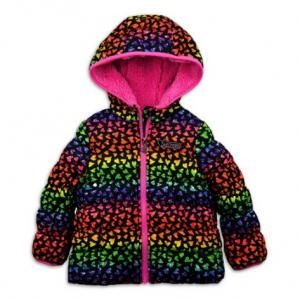 Skechers 兒童保暖外套特惠 @ Walmart