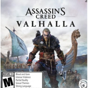 Assassin's Creed Valhalla Xbox Series X|S, Xbox One Standard Edition for $35.20 @Walmart