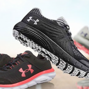 Up to 42% off Under Armour Running Shoes @ Woot