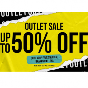 Up To 50% Off Outlet Sale @ Platypus Shoes