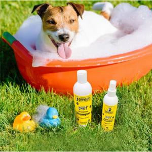 Charlie & Frank 寵物洗護用品促銷 @ iHerb