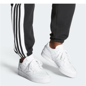Adidas官网 Originals Rivalry Low男女同款运动鞋4折热卖
