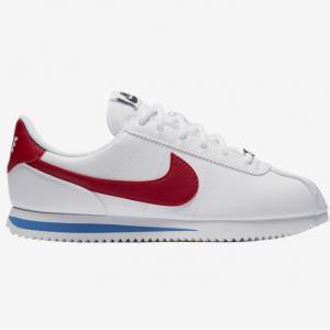 Champs Sports官网 Nike Cortez 大童款经典阿甘鞋75折热卖 三色可选