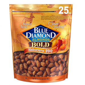 限今天:Blue Diamond Almonds 美國大杏仁促銷 @ Amazon
