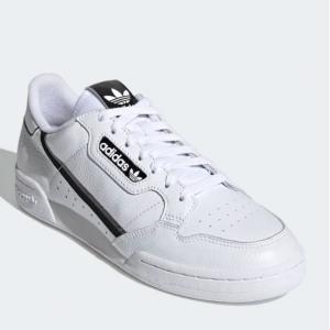 eBay US官网 adidas Originals Continental 80 男士休闲鞋热卖