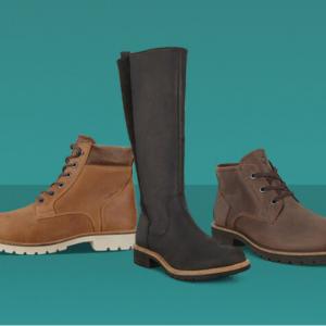 Extra 50% off Select Elaina & Jamestown Boots @ ECCO US