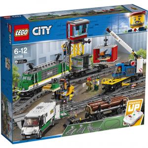 LEGO City 城市係列 貨運火車 (60198) @ Zavvi