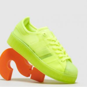 Size.co.uk官網 adidas Originals Superstar 果凍貝殼板鞋熱賣