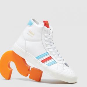 Size.co.uk官網 adidas Originals Basket Profi 女士經典高幫運動鞋熱賣