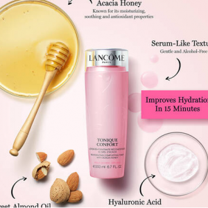 Lancome兰蔻官网精选美妆护肤香水买一赠一 粉水也参加