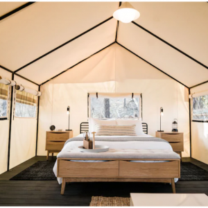 Hotels.com - AutoCamp 優勝美地國家公園豪華房車、帳篷露營