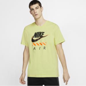 Champs Sports官网 Nike Footwear Air 男士斜纹印花T恤热卖 两色可选