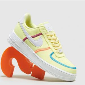 Size.co.uk官网 Nike Air Force 1 '07 LX 女款运动鞋8.3折热卖
