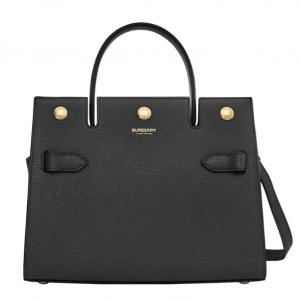 Burberry Mini Title Leather Bag @ Nordstrom